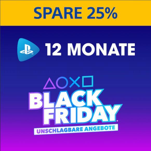 50 Euro PSN Guthaben für 40,20 - PlayStation Plus und PS Now möglich