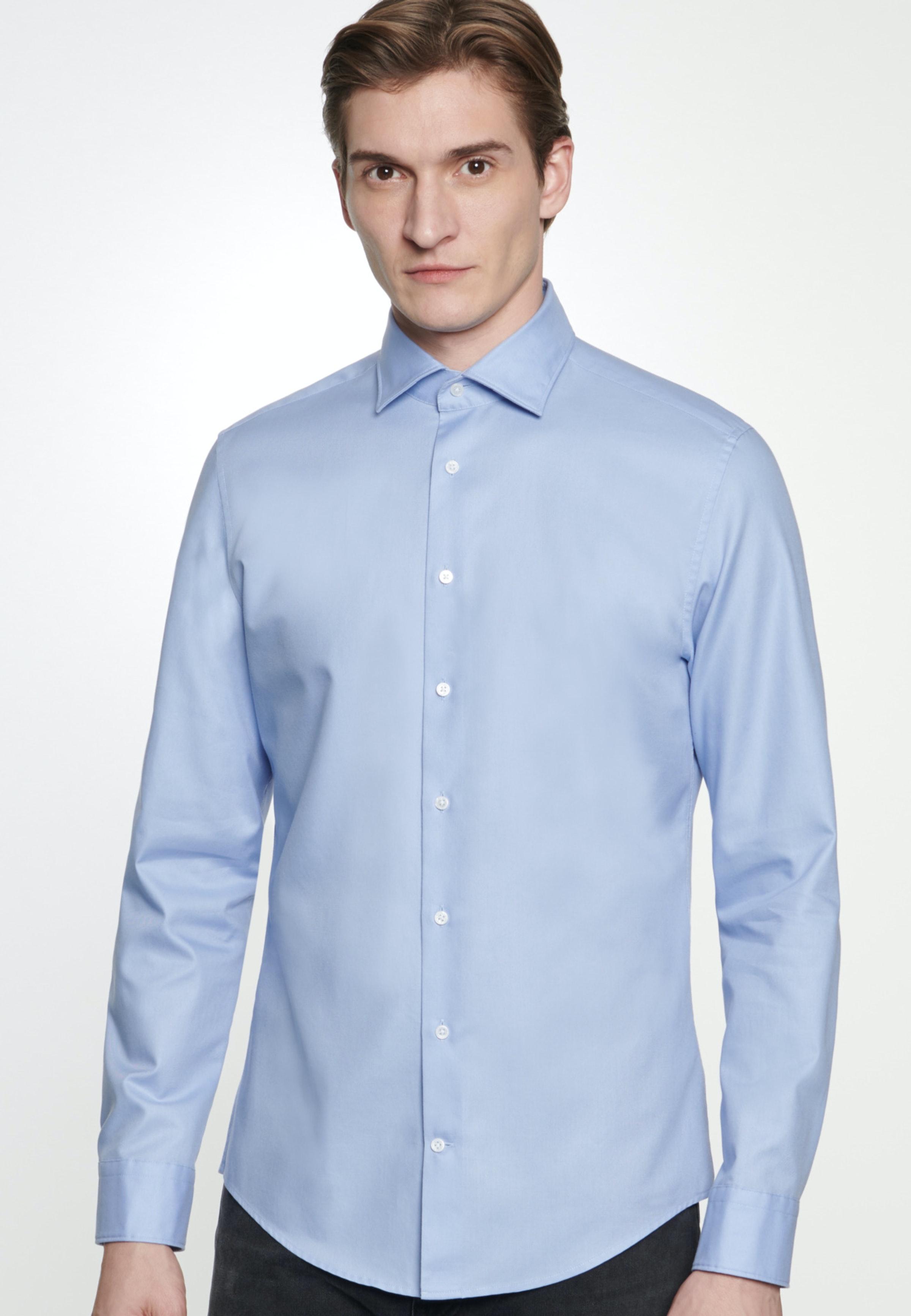 Seidensticker – 30% auf das gesamte Sortiment Black Friday, zB: Bügelleichtes Twill Business Hemd