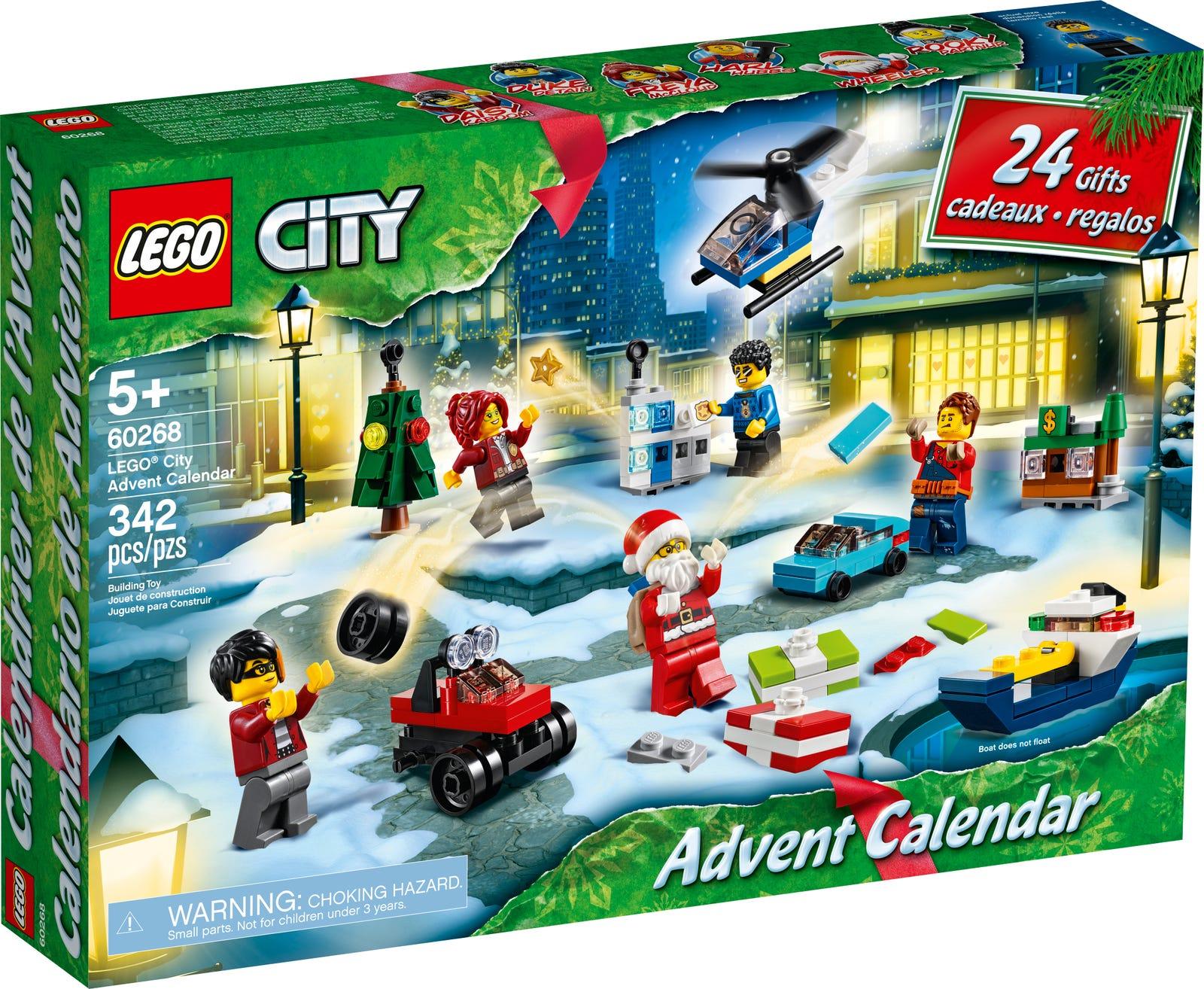 Lego City Adventskalender 60268 (Lokal Airport FRA / Crewshop nur für Angestellte)