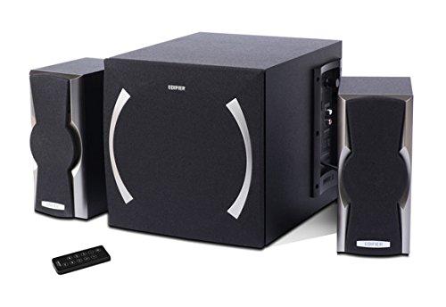"""EDIFIER 2.1 Bluetooth-Lautsprecher-System """"XM6BT"""" (Wiedergabemöglichkeit per USB und SD-Karte, 48W RMS) [DEALCLUB]"""