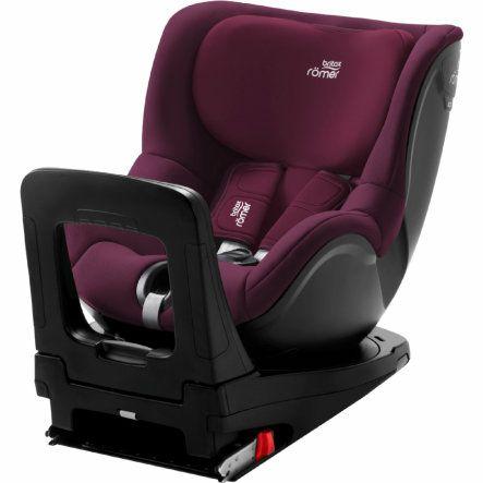Britax Römer - Dualfix M-isize Kindersitz Burgundy Red