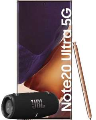 Samsung Galaxy Note 20 Ultra 5G 512GB / S20 Ultra 5G mit JBL Xtreme3 und o2 Unlimited Max 59.99€ mtl, 87.10€ einm. [eff. 14.88€ / Monat]