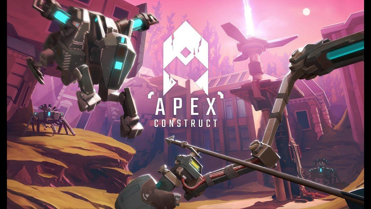 Apex Construct für 11,99 € Oculus Rift/Quest 1 und Quest 2