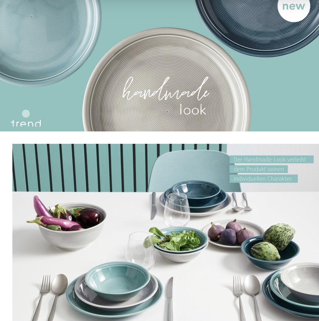 20% auf alles bei Rosenthal - Geschirr. Thomas Trend, Hutschenreuther für die Oma, Versace Dining