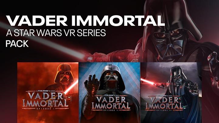 [Oculus Rift/Quest] Vader Immortal l / ll / lll (alle cross-buy)