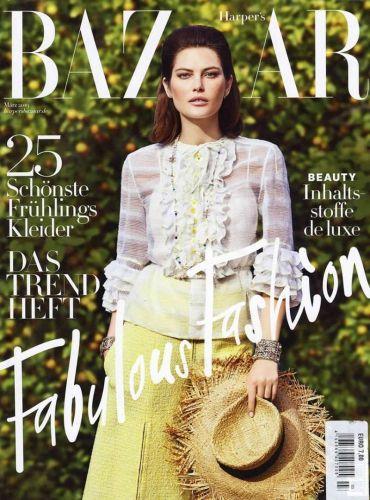 Harper's Bazaar Print + Elle Digital für 1 Jahr geschenkt// keine Kündigung notwendig - beide Abos enden automatisch
