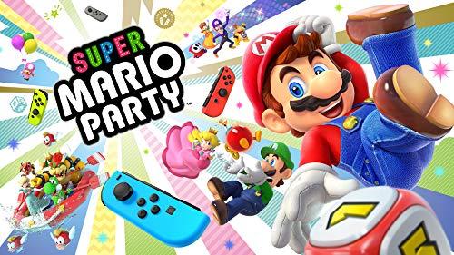 [Amazon.com] Super Mario Party - Nintendo Switch - download code