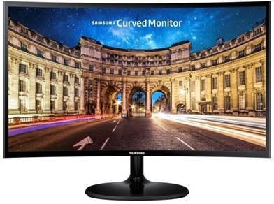 """Samsung curved 24"""" VA-Panel, C24F390FHU LED schwarz glänzend"""