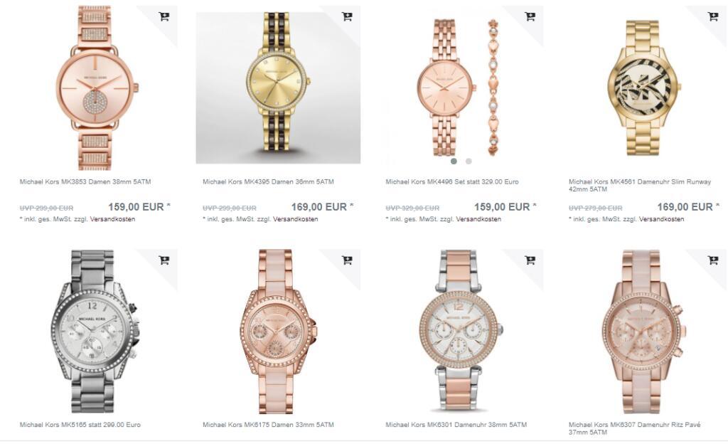 Michael Kors Uhren MK6864 - Taschen - Schmuck