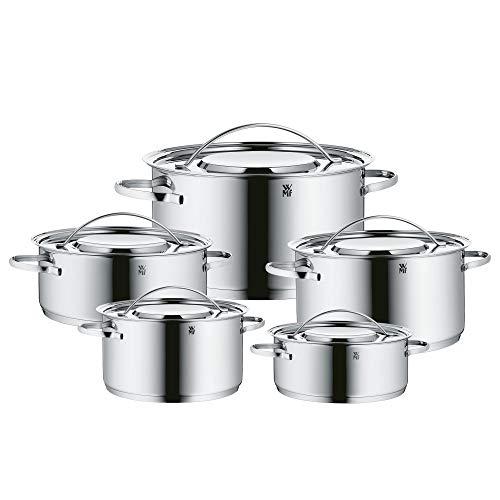 [amazon.es] Topfsets: WMF Gala Plus Induktion 5-teilig für 98,40€   WMF Gourmet Plus Induktion 5-teilig für 224,19€