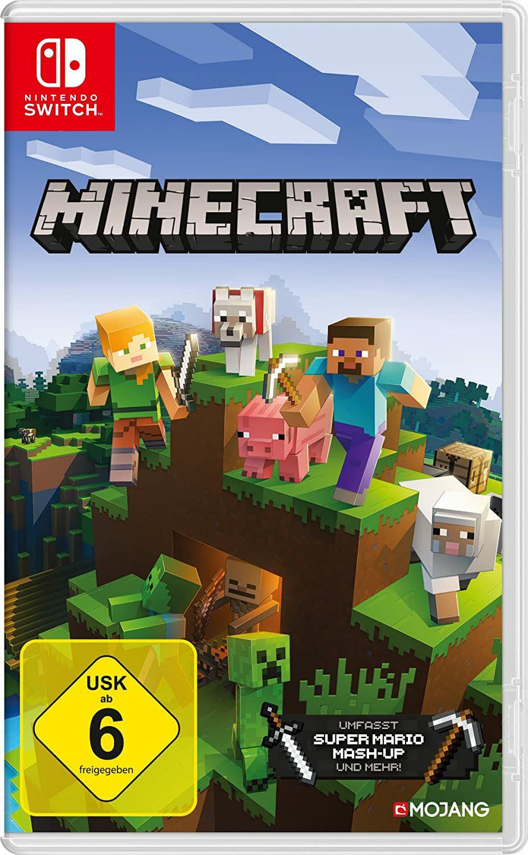 Amazon Minecraft Nintendo Switch