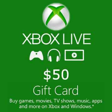 XBOX 50 USD für 33,55€ bei GAMIVO