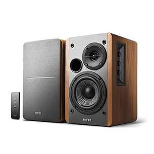 [Amazon] EDIFIER Studio R1280T 2.0 Lautsprechersystem (42 Watt) mit Infrarot-Fernbedienung