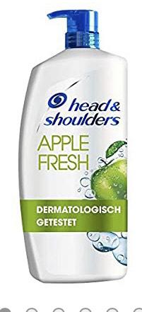 Head&Shoulders 900ml Pumpflasche [Prime, ausgew. Kunden]