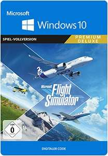 [Amazon] MS Flight Simulator 2020 Premium Deluxe - Cyber Monday