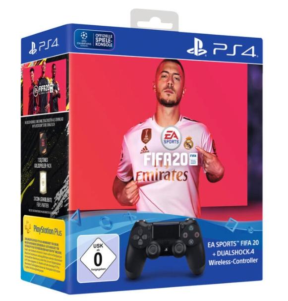Fifa 20 Controller Bundle PS4 38,79€+3,99€ VSK