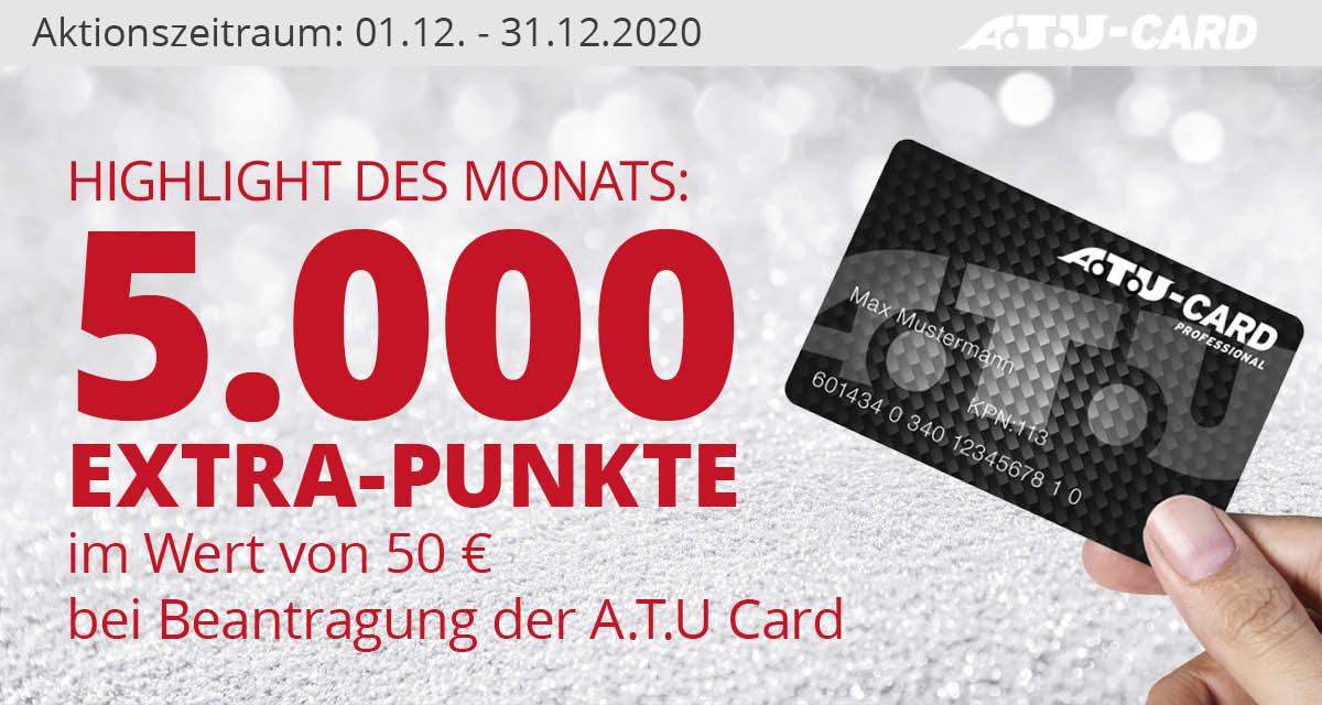 [Spartanien] 10€+50€ für kostenlose ATU-Bonuscard