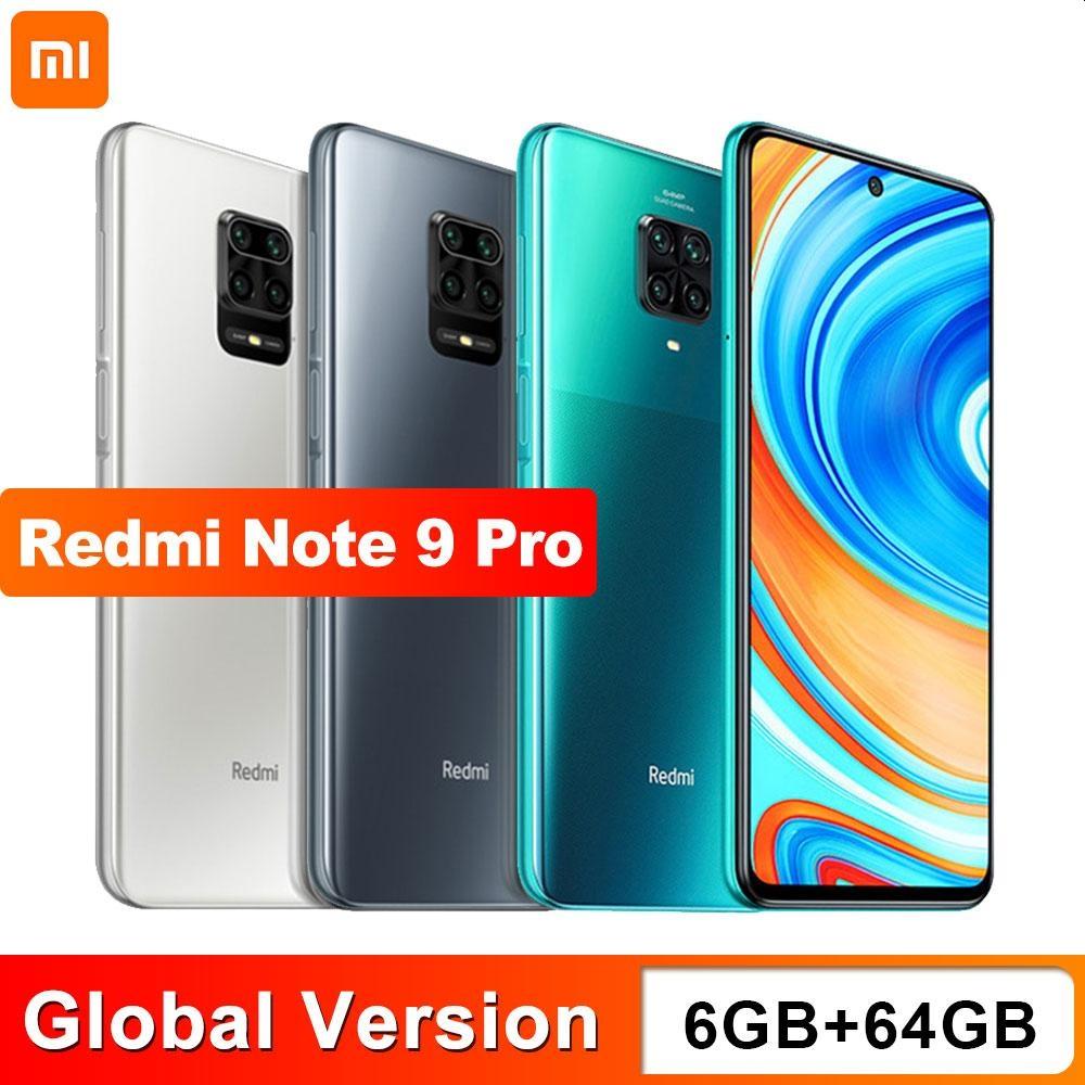[DHGate] Global Version Xiaomi Redmi Note 9 Pro 6GB 64GB