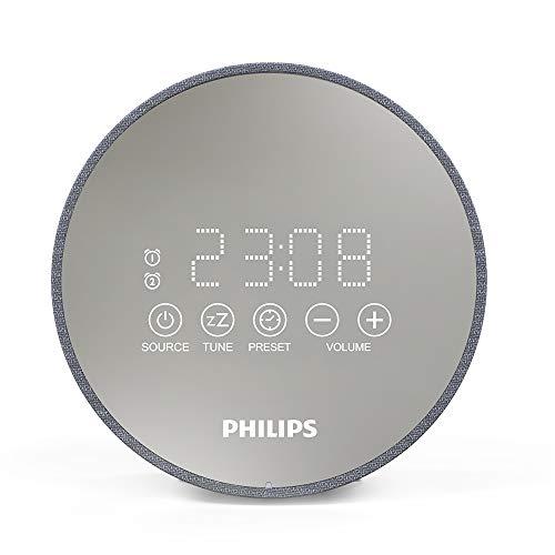 [amazon] Philips Audio Radiowecker DR402/12 Digitaler Radiowecker (Prime)