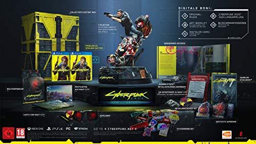 Cyberpunk 2077 Collectors Edition PS4 @amazon.fr