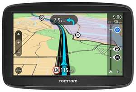 (Expert) TomTom Start 52 Europe Navigationsgerät (5 Zoll, 45 Staaten, Lebenslange Kartenupdates)
