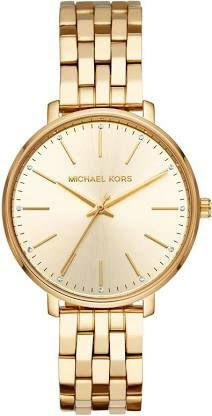 Michael Kors Uhr Gold Pyper