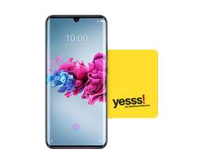 [yesss.AT] ZTE Axon 11 5G 309€ | Huawei P Smart Z 109€ | Honor 20 209€