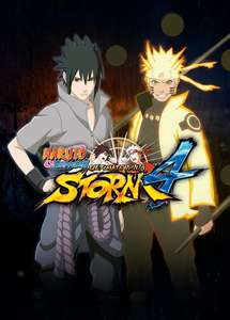 Naruto Shippuden Ultimate Ninja Storm 4 (PC)