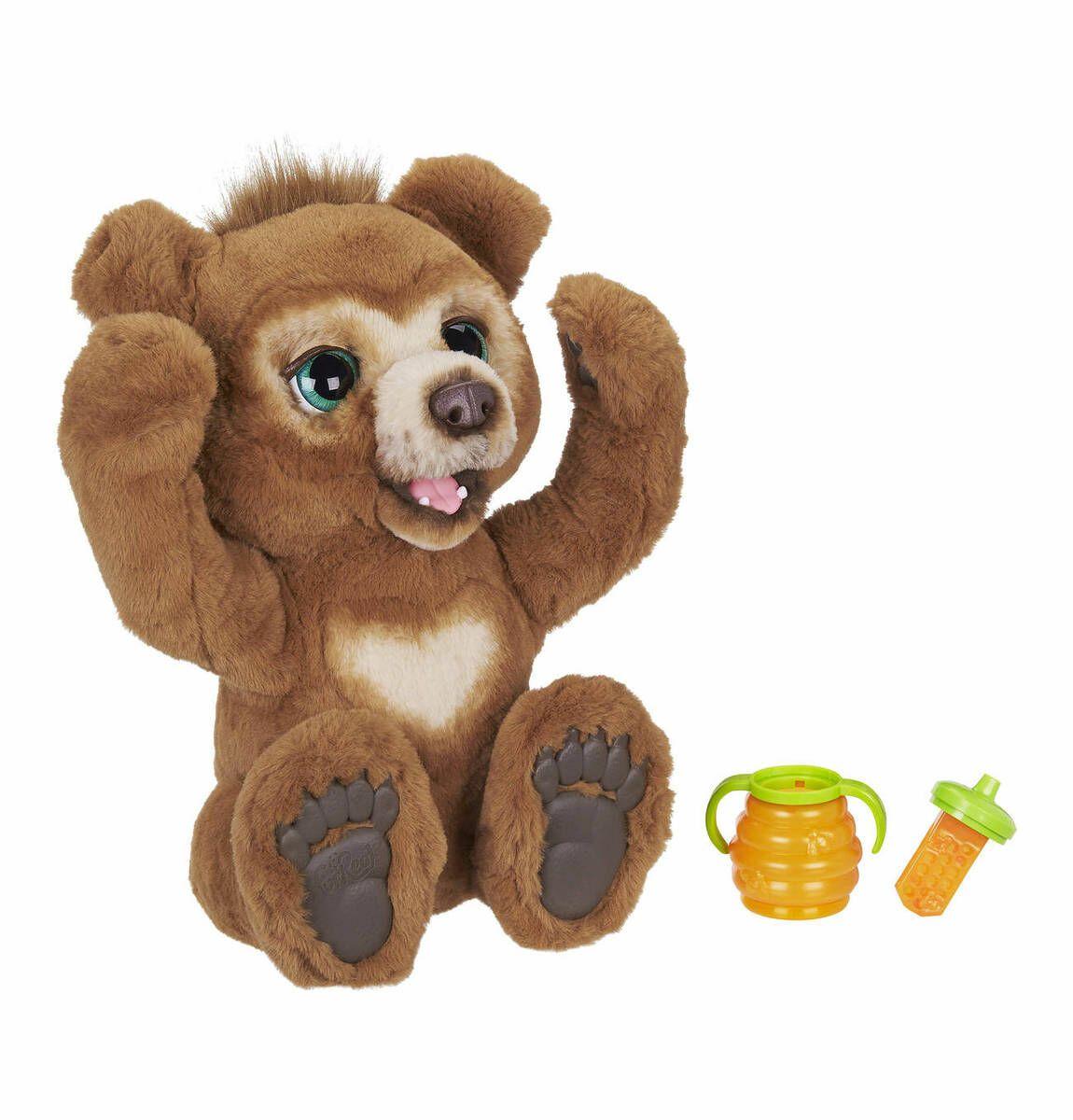 [Mit Kundenkarte] Hasbro FurReal Friends Cubby Interaktiver Teddybär