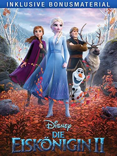 [amazon] Die Eiskönigin 2 als HD-Kauffilm / Frozen II