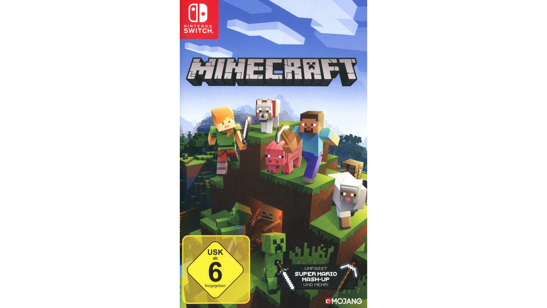 Minecraft Nintendo Switch Edition - bei Abholung im Müller