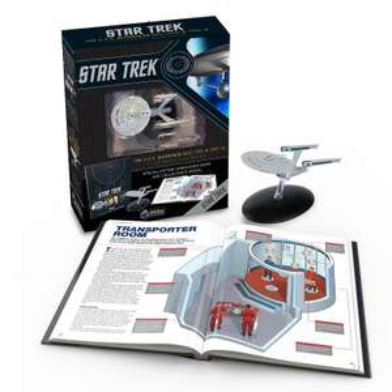 Verschiedene Bücher zum Teil inkl. Figuren (z.B. Star Wars, DC, Marvel, Star Trek ) z.B. U.S.S. Enterprise NCC-1701 Handbook + Collectible