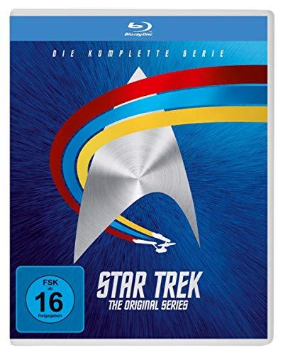 [Amazon] STAR TREK: Raumschiff Enterprise - Complete Boxset [Blu-ray]