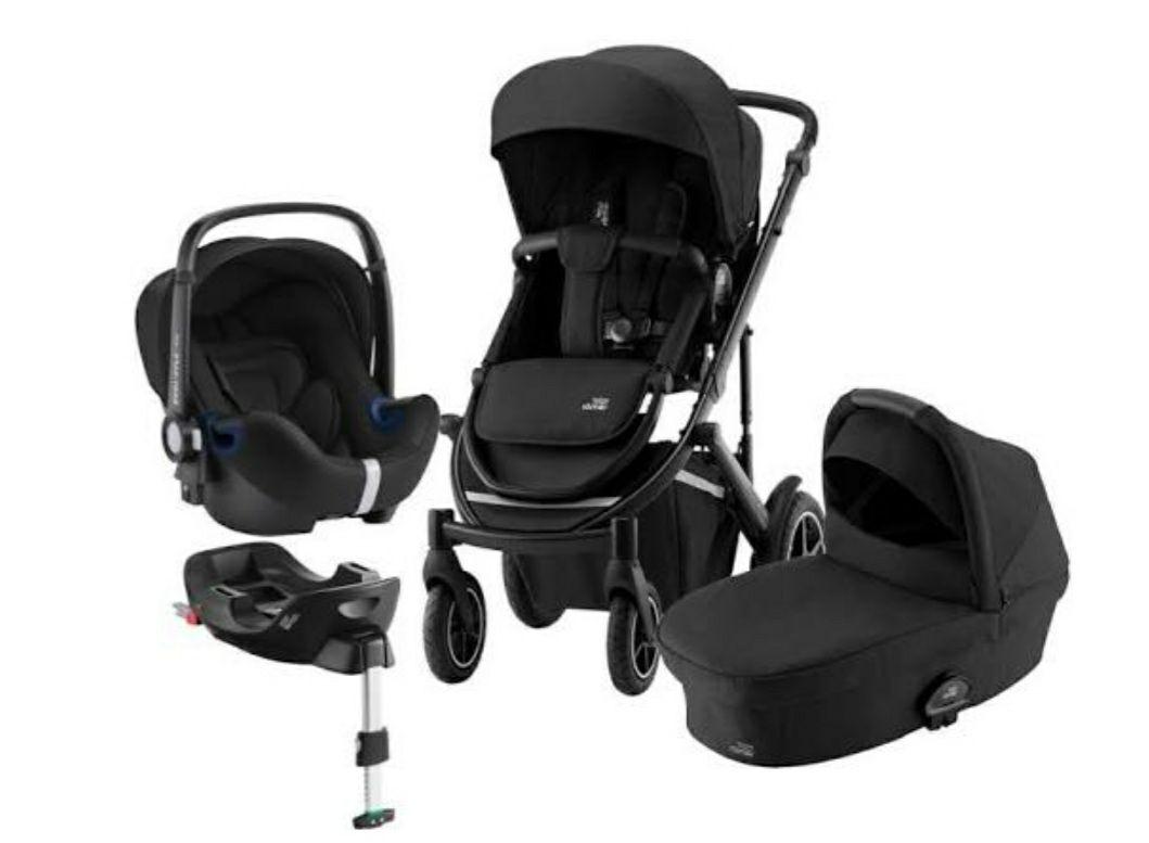 Britax Römer Smile 3 Kinderwagen Comfort Plus Set
