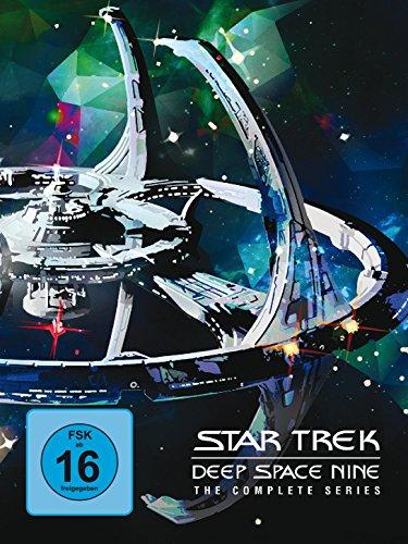 Star Trek Deep Space Nine - Die komplette Serie [48 DVDs]