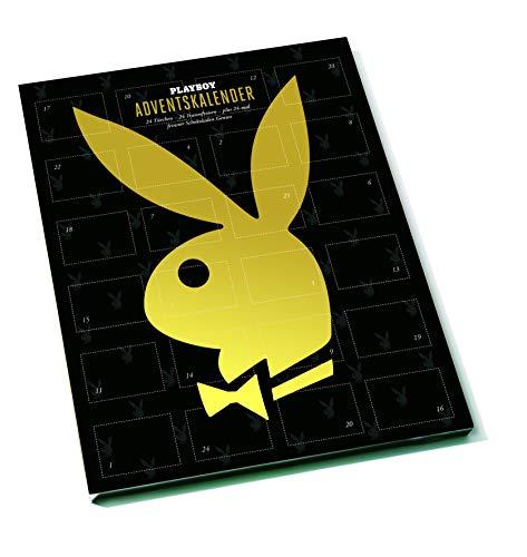 Playboy Schokoladen-Adventskalender mit Heft 11/2020, 192 g Schoki (Prime)