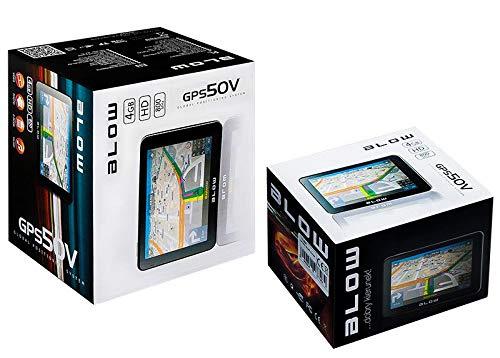 "Blow GPS50V Europe Navigationsgerät 5"" Kartenmaterial De inklusive"