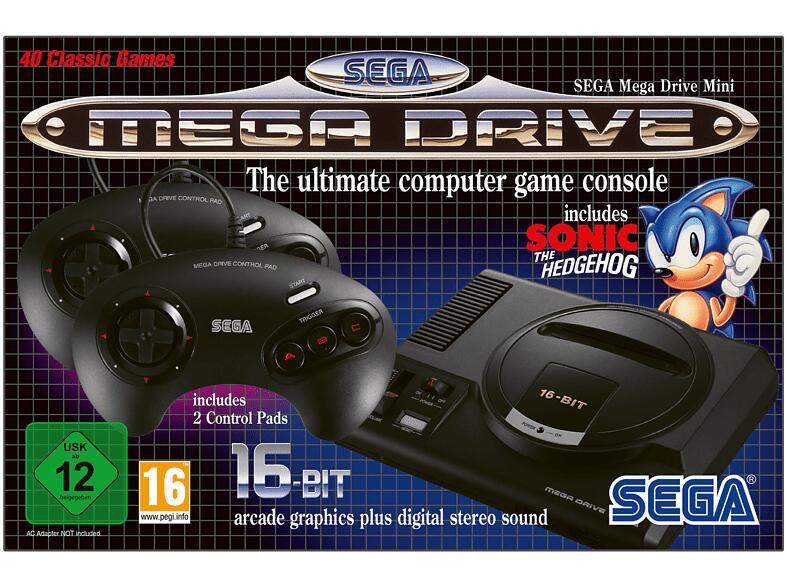 Sega Mega Drive Mini Konsole [Saturn]