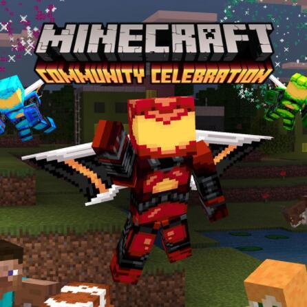 Minecraft: Community Celebration – Geschenke wöchentlich (Java & Bedrock)