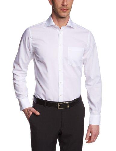 """Seidensticker Hemd """"Regular Fit"""" (Bügelfrei, 100% Baumwolle, Größe 38 - 48) [Amazon-Prime]"""