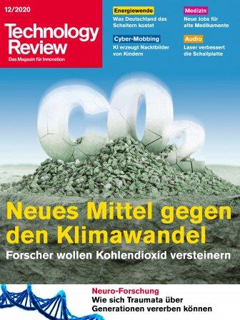 """[Heise] 2 Ausgaben TR Technology Review (Print) + 10€ Amazon-Gutschein + TR """"Preview 2020"""" für zusammen 13,20 €"""