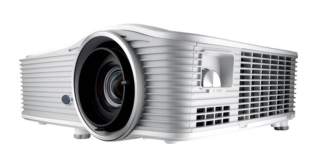 [Beamershop24] Optoma EH615T Full HD-Beamer, 3D-Beamer, DLP-Beamer 6200 ANSI Lumen