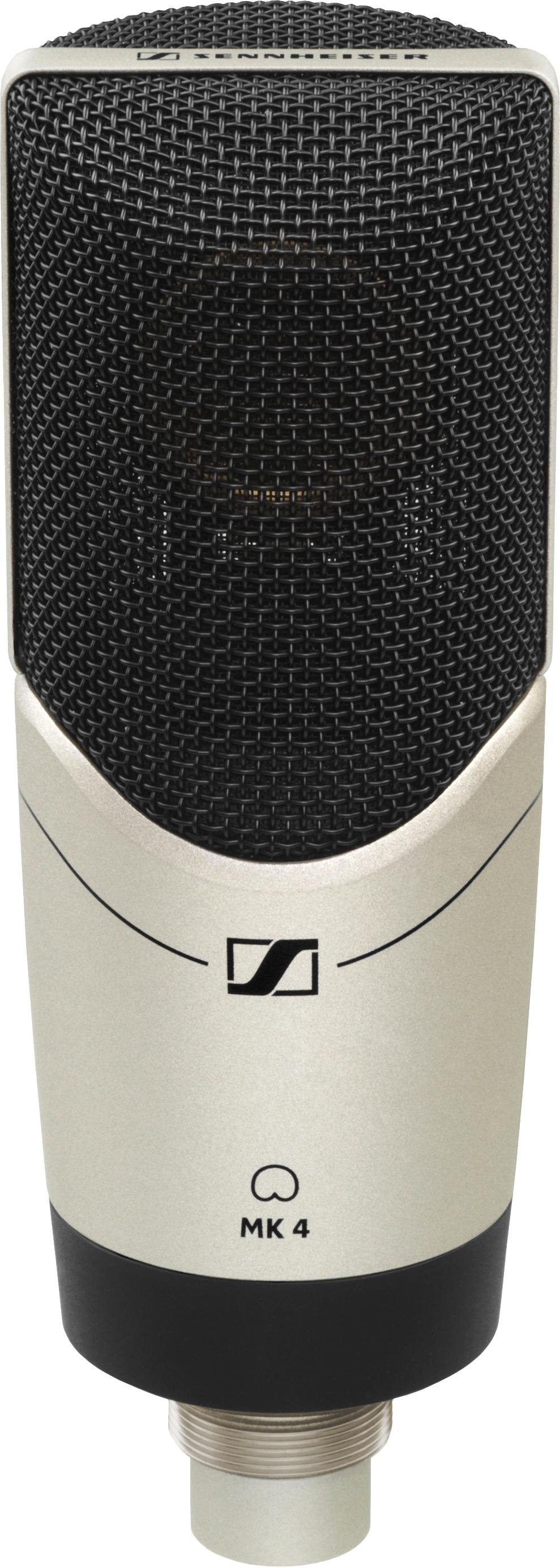 Sennheiser MK4 - Großmembran Mikrofon