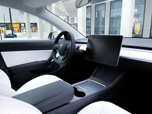 [LOKAL Gießen] Tagesmiete: Tesla Model 3 2021 Facelift Long Range