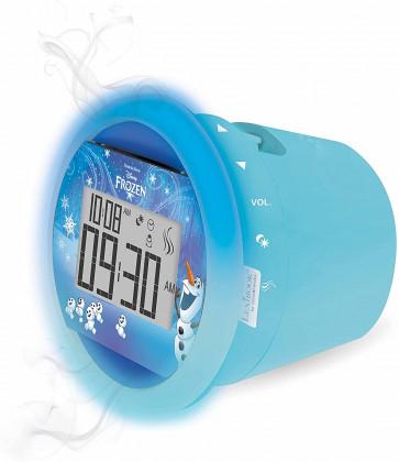 """Lexibook Kinderwecker mit Nachtlicht """"Frozen"""" oder """"Minions"""" (FM-Radio oder Melodie, inkl. Duftkapsel) für 4,90€ + 3,90€ Versand"""