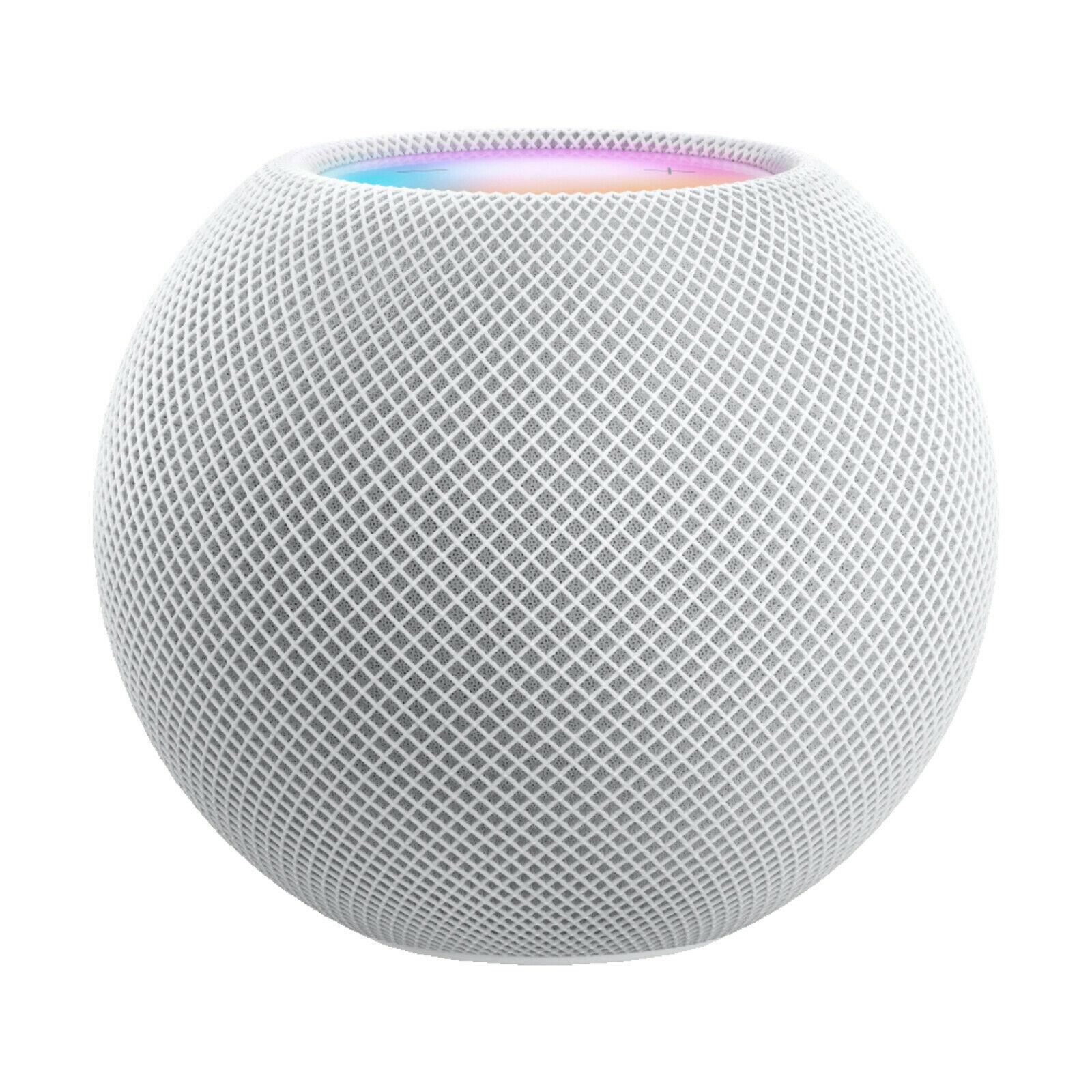 Apple HomePod Mini Smart Speaker (WLAN (WiFi), Bluetooth) weiß [eBay MediaMarkt]