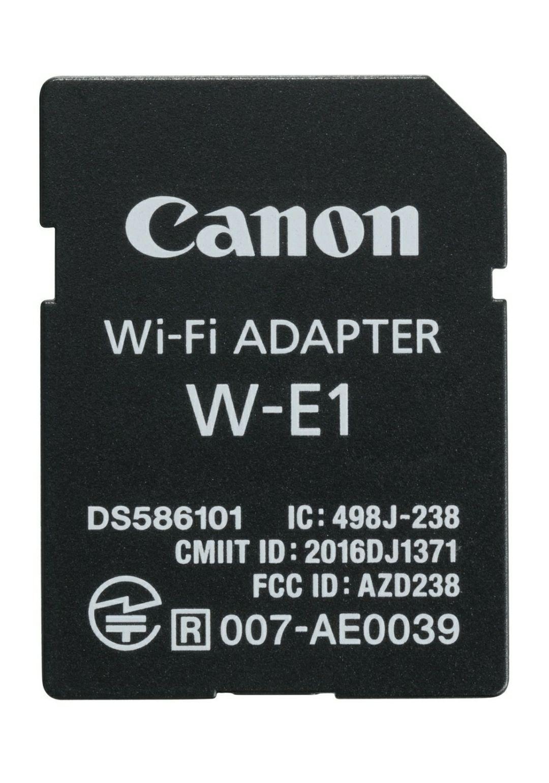 Canon Wi-Fi Adapter W-E1 SD Karte (Abholung aus Ladengeschäft Hannover ohne VSK)