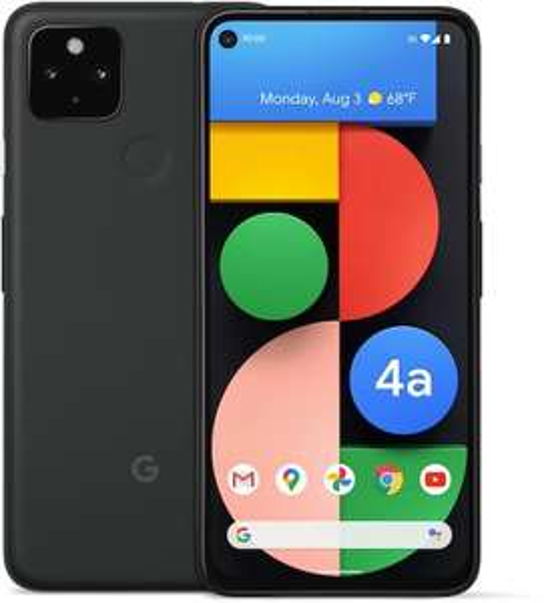 GOOGLE Pixel 4a 5G 128GB Just Black Dual SIM