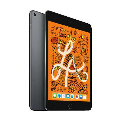 """Apple iPad Mini 2019 64GB WiFi (7,9"""" 2048x1536, A12, 3GB RAM, 802.11ac, 8MP, 10h Laufzeit, MUQX2FD/A) [Saturn eBay]"""