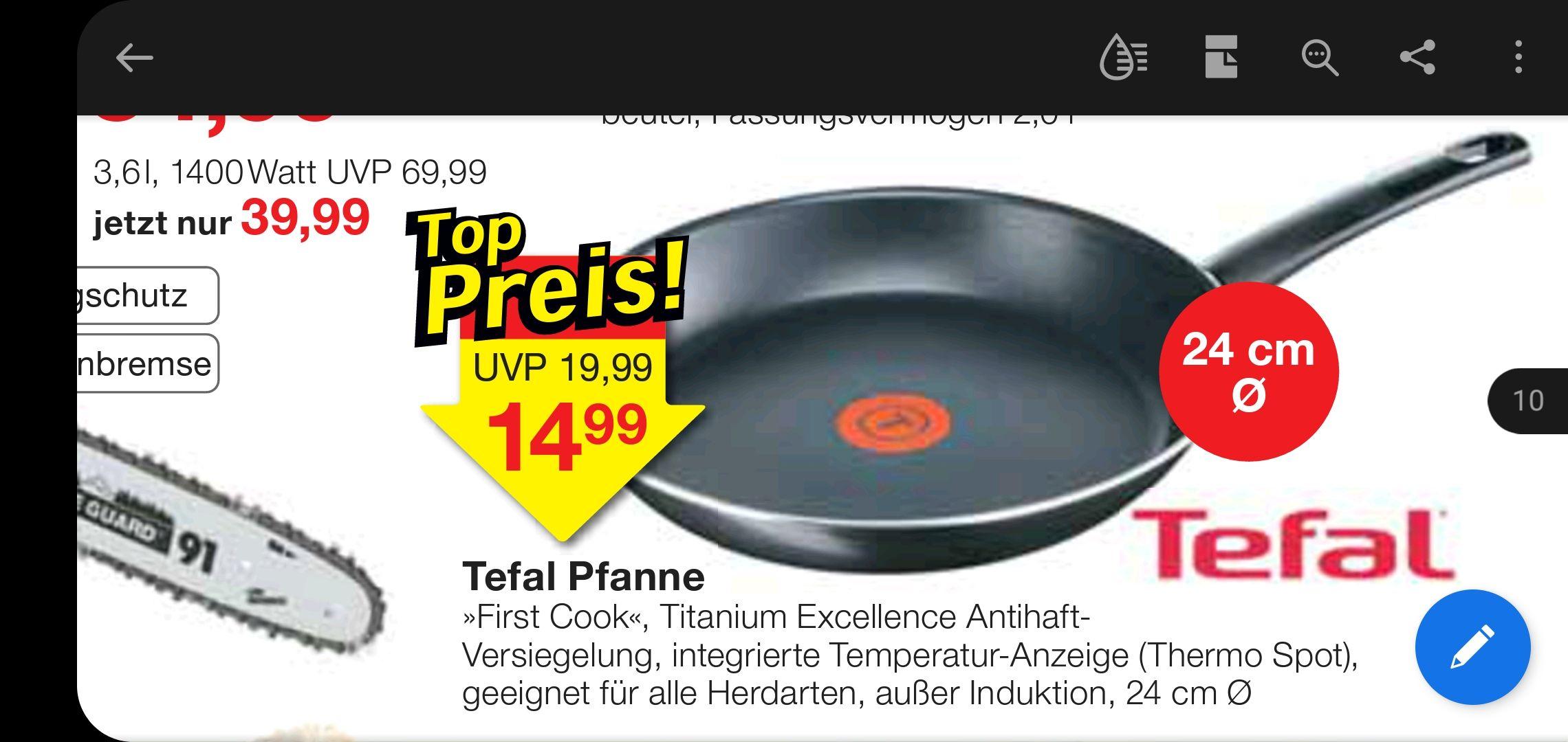 Tefal Pfanne 24 cm